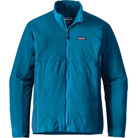 Patagonia M's Nano-Air Light Hybrid Jacket Big Sur Blue